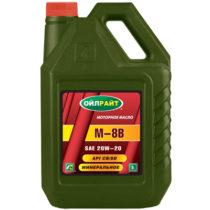 OIL RIGHT М-8В SAE 20W-20