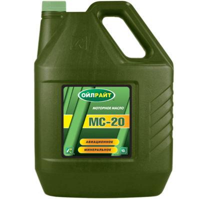 OIL RIGHT МС-20