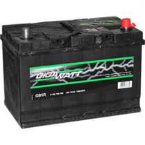 Аккумулятор GIGAWATT 591 400 074 G91R