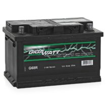 Аккумулятор GIGAWATT 568 403 057 G68R