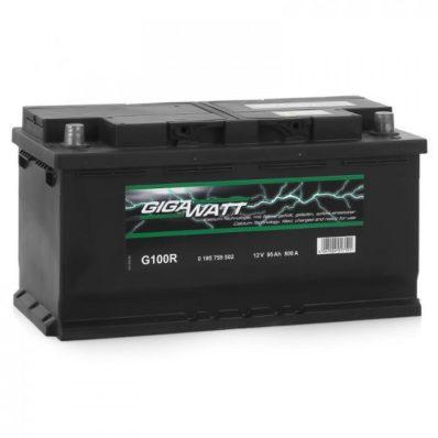 Аккумулятор GIGAWATT 595 402 080 G100R