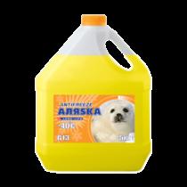 АЛЯСКА Antifreeze Long Life G13 -40 (Жёлтый)