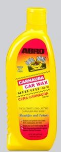 ABRO Автовоск жидкий с карнаубой