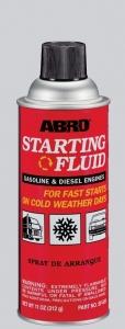 ABRO Стартовая жидкость