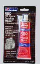 ABRO Masters Герметик прокладок высокотемпературный (Красный)