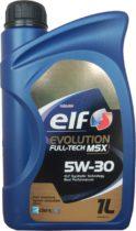 Масло моторное синтетическое ELF EVOLUTION FULLTECH MSX 5W-30