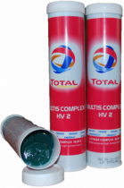 Смазка  консистентная TOTAL MULTIS COMPLEX HV 2