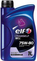 Масло трансмиссионное для АКПП  ELF TRANSELF NFJ 75W-80
