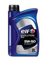 Масло моторное синтетическое ELF EVOLUTION 900 5W-50
