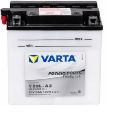 Аккумулятор VARTA POWER SPORTS FP 509 016 008 A514