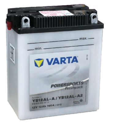 Аккумулятор VARTA POWER SPORTS FP 512 013 012 A514