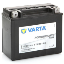 Аккумулятор VARTA POWER SPORTS AGM  518 902 026 A514