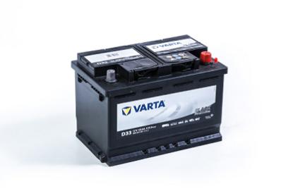 Аккумулятор VARTA PROMOTIVE BLACK 566 047 051 D33