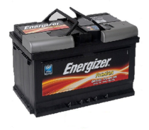 Аккумулятор Energizer Premium 572 409 068 EM72-LB3