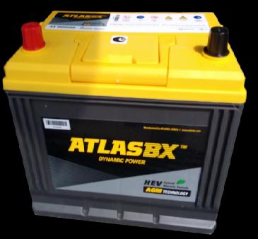 Аккумулятор ATLAS AGM  AX S115D31R