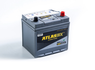 Аккумулятор ATLAS AGM AX S55D23L