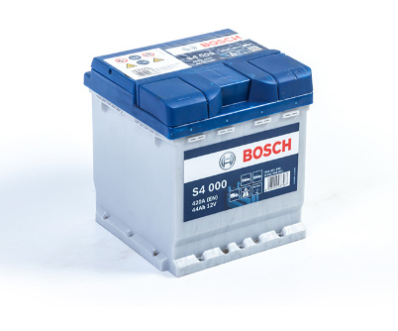 Аккумулятор BOSCH S4 SILVER  544 401 042 S40 001