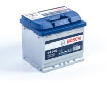 Аккумулятор BOSCH S4 SILVER  552 400 047 S40 020