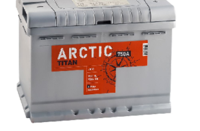 Аккумулятор TITAN ARCTIC 6CT-100.0 VL