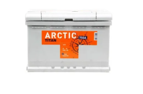 Аккумулятор TITAN ARCTIC 6CT-75.1 VL