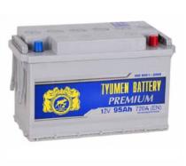 Аккумулятор Тюмень 95 Ah  PREMIUM (+R)