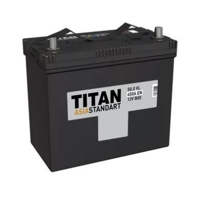 Аккумулятор TITAN ASIA STANDART 6СТ-72.0 VL B01