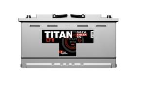 Аккумулятор TITAN EFB 6СТ-100.0 VL