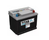 Аккумулятор TITAN EUROSILVER 6CT-74.0 VL (низкая)