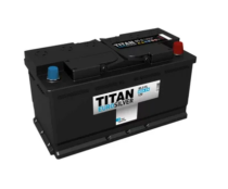 Аккумулятор TITAN EUROSILVER 6CT-85.0 VL (низкая)