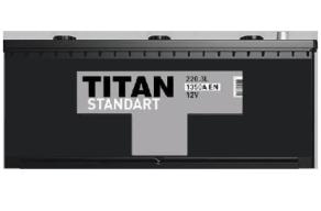 Аккумулятор TITAN STANDART 6СТ-220.3 L