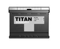 Аккумулятор TITAN STANDART 6CT-55.0 VL