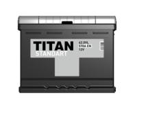 Аккумулятор TITAN STANDART 6CT-62.0 VL