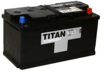 Аккумулятор TITAN STANDART 6CT-90.0 VL
