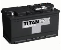 Аккумулятор TITAN STANDART 6CT-90.1 VL