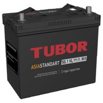 Аккумулятор TUBOR ASIA STANDART 6СТ-50.1 VL B00