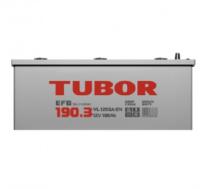 Аккумулятор TUBOR EFB 6СТ-190.3 L