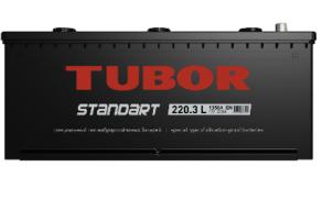 Аккумулятор TUBOR STANDART 6СТ-220.3 L