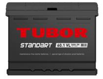 Аккумулятор TUBOR STANDART 6СТ-60.1 VL