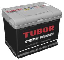Аккумулятор TUBOR SYNERGY 6СТ-61.0 VL