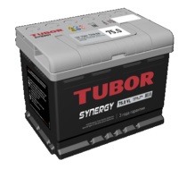 Аккумулятор TUBOR SYNERGY 6СТ-75.0 VL