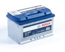 Аккумулятор BOSCH S4 SILVER  572 409 068 S40 070