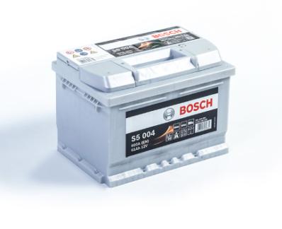 Аккумулятор BOSCH S5 SILVER PLUS  561 400 060 S50 040