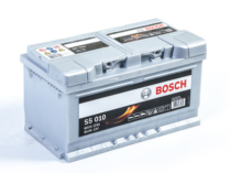 Аккумулятор BOSCH S5 SILVER PLUS  585 200 080 S50 100