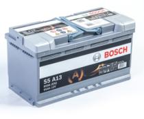 Аккумулятор BOSCH S5 AGM  595 901 085 S5A 130