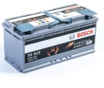 Аккумулятор BOSCH S5 AGM  605 901 095 S5A 150
