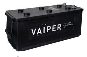 Аккумулятор VAIPER 6СТ-190.4 L