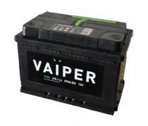 Аккумулятор VAIPER 6СТ-75.1 L