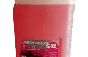 Антифриз CARBO  G12 (Красный)