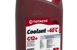 Антифриз TOTACHI NIRO Coolant Red -40C G12+