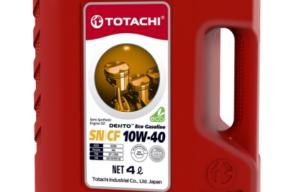 TOTACHI DENTO ECO GASOLINE SEMI-SYNTHETIC 10W-40